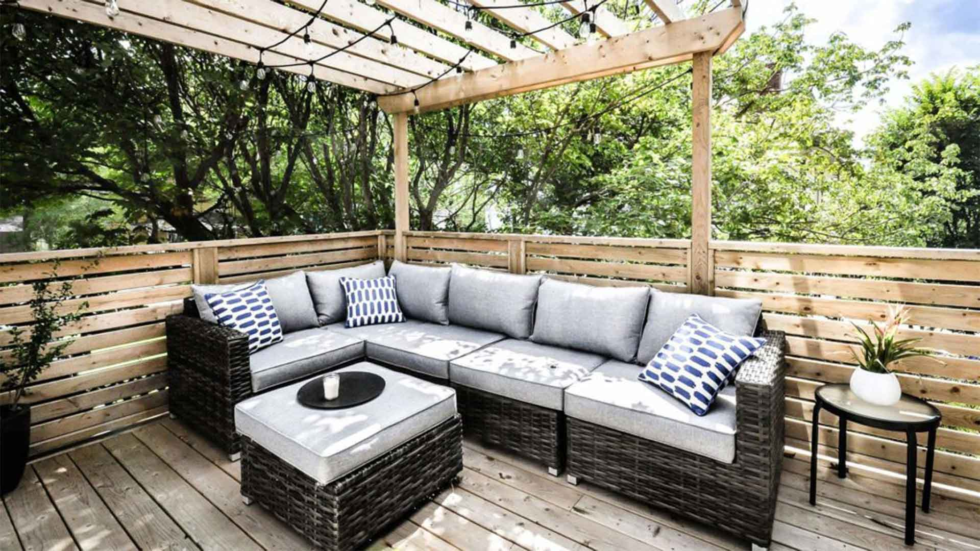 Decks, Patio & Porches